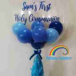Christening and Communion