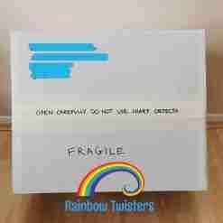 Bouquet Box Rainbow Twisters